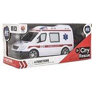 Auto RC ambulancia - RC auto na diaľkové ovládanie