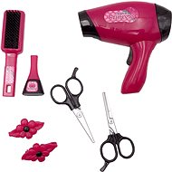 Beauty set / Little hairdresser with hairdryer and accessories