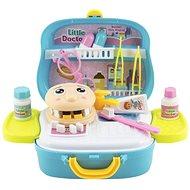 Set of doctor / dentist doctor in plastic case