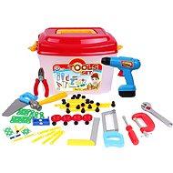 Set of tools 94pcs in a plastic case