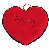 Srdce Love – 30 cm - Plyšová hračka
