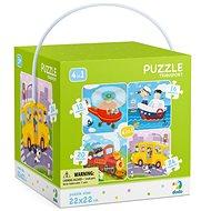 Puzzle 4 v 1 Transport