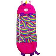 Happy Nappers Sleeping Bag Pink Unicorn Monique - Baby Sleeping Toy