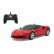Jamara Ferrari SF90 Stradale 1:24 rot 2,4GHz