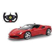 Jamara Ferrari SF90 Stradale 1:14 red 2,4 GHz