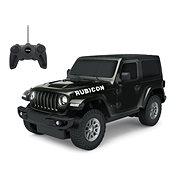 Jamara Jeep Wrangler JL 1:24 black 27 MHz - RC auto na diaľkové ovládanie