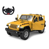 Jamara Jeep Wrangler JL 1:14 door manual yellow 2,4 GHz A