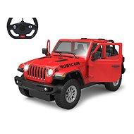 Jamara Jeep Wrangler JL 1:14 door manual red 2,4 GHz B