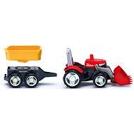 Efko Multigo 1+2 Traktor s prívesom - Auto