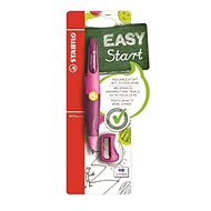 STABILO EASYergo 3,15 mm L, ružová/fialová + strúhadlo