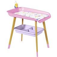 Doplnok pre bábiky BABY born Prebaľovací stôl