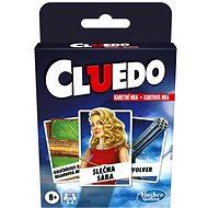 Kartová hra Cluedo CZ SK