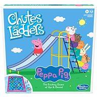 Prasiatko Peppa Šmykľavky a rebríky - Dosková hra