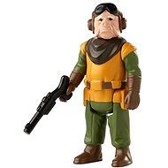 Star Wars S3 Retro Figures Ast Kuiil - Figúrka