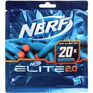 Nerf Elite 2.0 20náhradných šípok - Príslušenstvo k pištoli Nerf
