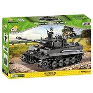 Stavebnica Cobi Panzer VI Tiger Ausf. E
