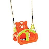 Marimex Play Hojdačka závesná Trix – oranžová - Hojdačka