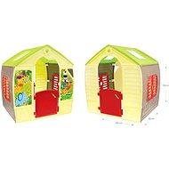 Záhradný domček so zvieratkami - Detský domček