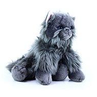 Rappa plyšová mačka britská 30 cm Eco-friendly
