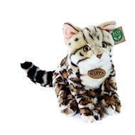Rappa plyšová mačka bengálska 23 cm Eco-friendly