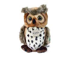 Rappa plyšová sova 20 cm Eco-friendly - Plyšová hračka