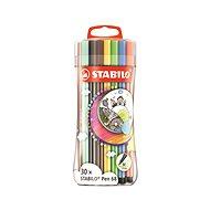 STABILO Pen 68, 30 ks, sleeve - Fixky