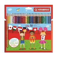 STABILO color 30 ks kartónové puzdro - Pastelky