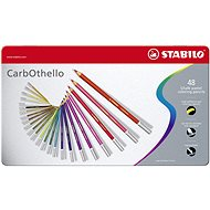 STABILO CarbOthello 48 ks kovové puzdro - Pastelky