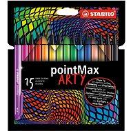 """STABILO point Max, 15 ks, puzdro """"ARTY"""""""