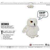 Wow Stuff – Harry Potter – Hedwig mini plyš so zvukom 9 cm
