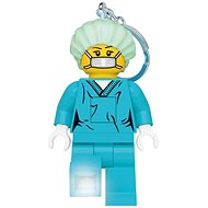 LEGO Iconic, Chirurg, svietiaca figúrka