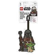 LEGO Star Wars Menovka na batožinu – Mandalorian a Baby Yoda