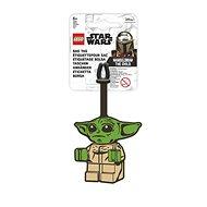 LEGO Star Wars Menovka na batožinu – Baby Yoda