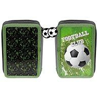 Penál Football PP20FO-P022BW dvoupatrový - Peračník