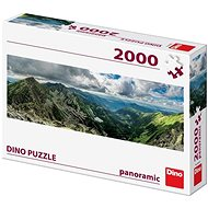 Dino Roháče 2000 panoramic puzzle