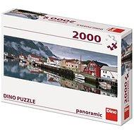Dino Rybárska dedina 2000 panoramic