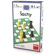 Dino šach cestovná hra - Stolová hra