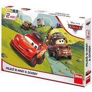Dino cars: pojeď si hrát a závody dětská hra - Hra