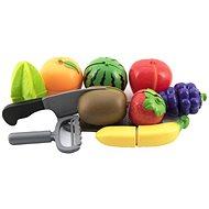 Teddies Ovocie krájacie so strúhadlom, s nožom a so škrabkou
