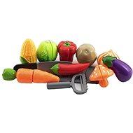 Teddies Zelenina krájacia so strúhadlom, s nožom a so škrabkou