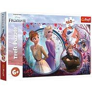 Trefl Puzzle Ľadové kráľovstvo II, 160 dielikov