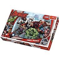 Trefl Puzzle The Avengers 100 dielikov