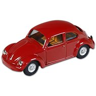 Kovap Auto VW chrobák 1200 červený - Kovový model