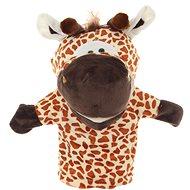 Maňuška Plyš maňuška žirafa