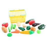 Košík so zeleninou