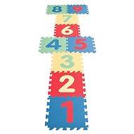 Penové puzzle s číslami - Puzzle