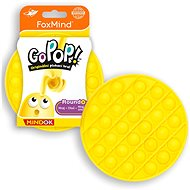 Spoločenská hra Go Pop! RoundO žltá