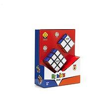 Rubikova kocka sada Duo 3 × 3 + 2 × 2