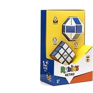 Rubikova kocka sada Retro 3 × 3 + Twist