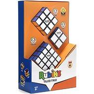 Rubikova kocka sada Trio 4 × 4 + 3 × 3 + 2 × 2